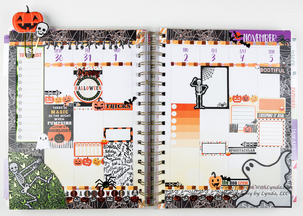 Fall and Halloween Before the Pen